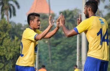 Mumbai FC makes it three on three in MDFA