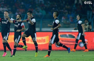 Highlanders move up from bottom of table with a confident 1-0 win against ATK