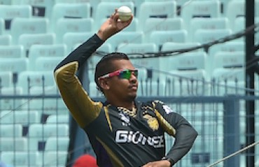 Sunil Narine reported for suspect action