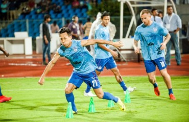 Bengaluru FC send Udanta to train with League Two club Oxford United