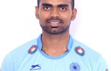 P.R. Sreejesh receives Kerala sports award