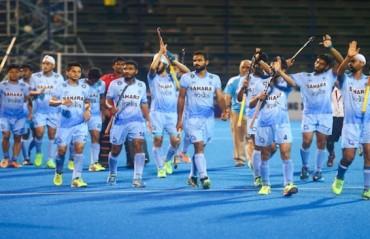 Indian hockey juniors floor Oman 9-0, enter Asia Cup semis