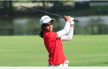 Vani, Smriti, Gursimar share lead in women's golf