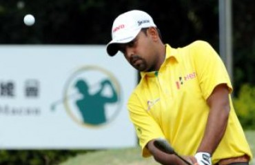 Golfer Lahiri tied 46th in DP World Tour Championship
