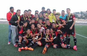 Shillong Lajong retains the Shillong Premier League  2015 Championship.