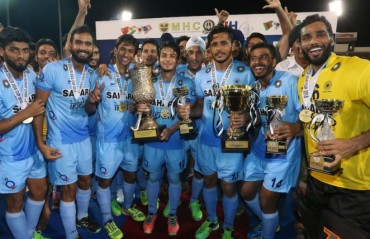 HI gives cash rewards to Indian juniors on Asia Cup win
