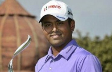 Lahiri moves a place up to 41st in global golf rankings