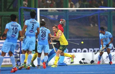 India go down in penalty shootout to concede hockey series