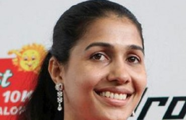 Anju Bobby George named new TOPS chairperson