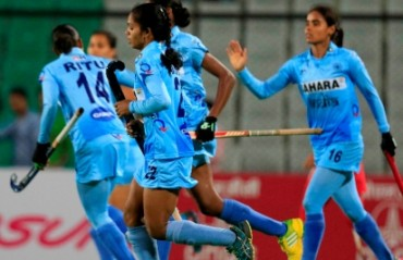 Indian hockey eves hold Argentina 2-2 in second match of tour