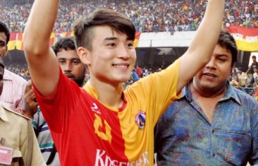 Do Dong-hyun injury has East Bengal staff worried