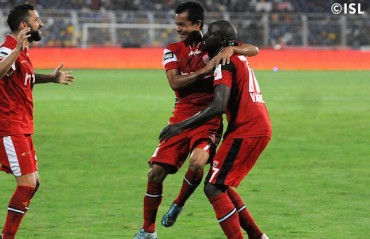 Late Reinaldo goal rescues Goa from Mendy-induced deficit and NorthEast domination