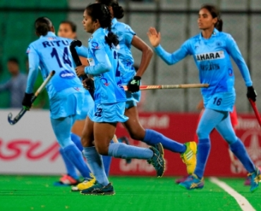 Indian hockey eves lose 1-4 to Argentina