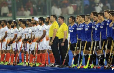 Argentina thrashed India 3-0 in HWL Final opener