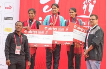 Rawat, Lalita win among Indian runners in Delhi Half Marathon