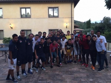 Chennaiyin FC to have pre-season camp in Perugia,Italy