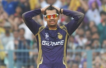 Windies spinner Narine suspended for illegal action