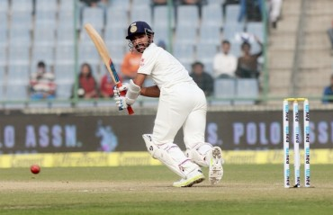 With a unique synthesis of classical style & technical perfectitude, Rahane keeps the Bombay School alive