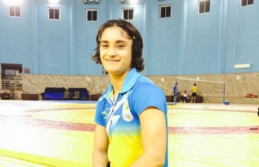 #TFGinterview: Come & witness the valour of PWL says wrestler Vinesh Phogat