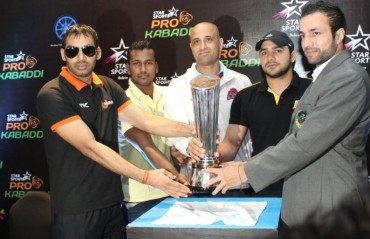 U Mumba face Telugu Titans in Pro Kabaddi 3 opener