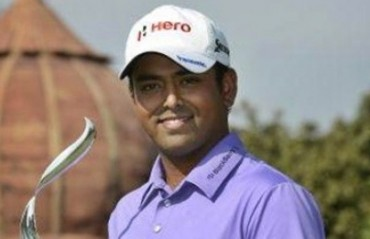 Lahiri fourth Indian golfer to win Asian Tour crown