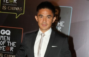 Sunil Chhetri, first footballer to make it to the Forbes India Celebrity list