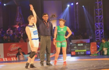 Mumbai bolster their chances as PWL title contenders by defeating UP