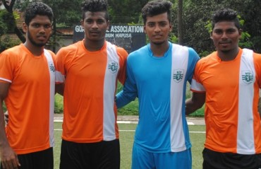 Sporting Clube De Goa Sign Up four Sesa academy players