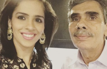 Saina will get back to practice next week in Bengaluru, says her father Harvir Singh