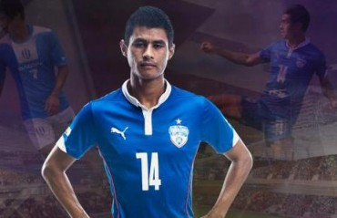 Eugenson Lyngdoh named AIFF player of the year