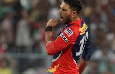 Need to grab hold of opportunity given to me: Yuvraj