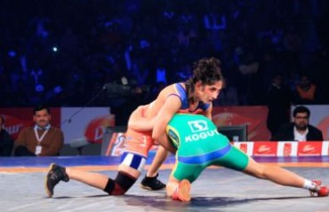 Haryana Hammers moves towards confirming their place in Semis