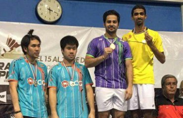 Doubles shuttlers Manu Attri and Sumeeth Reddy clinch the Mexico City GP title