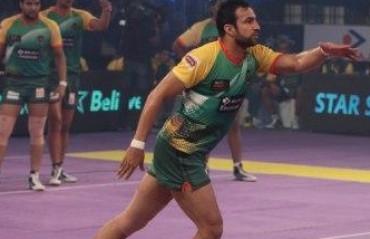 Is it going to be home turf advantage for Patna Pirates?