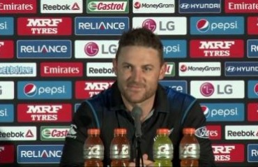 Kiwi skipper Brendon McCullum retires from international cricket, will play last match in February 2016