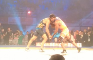 Punjab Royals lord over Haryana Hammers to enter PWL semi-finals