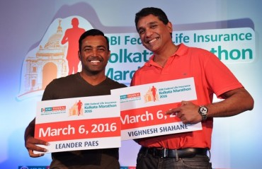IDBI Federal Life Insurance announces title sponsorship of Kolkata Marathon