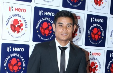 Lyngdoh looking forward to SAFF Cup, praises Constantine, plays down personal stardom