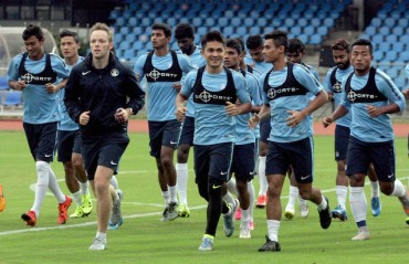 Operation Greenfield: Team India prepares for a treacherous task in the SAFF Championship