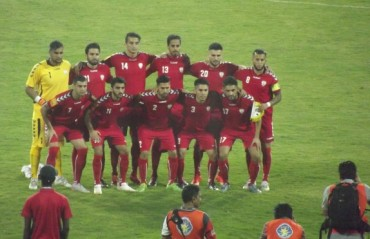 Afghanistan's SAFF Cup title defence off to a flourishing start with 4-0 win over Bangladesh
