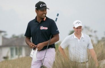 Lahiri jumps to 40th spot in golf rankings, secures Masters berth