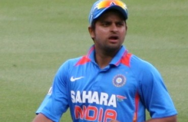 Raina completes decade in international cricket, says he is happy