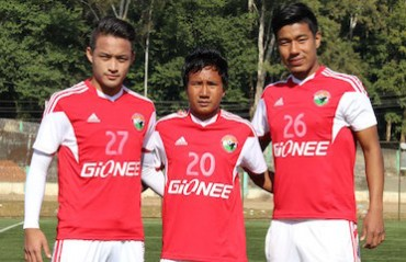 Lajong banks on youngsters; signs three for the upcoming season