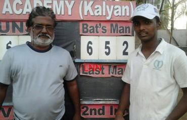 Maharashtra to bear all expenses for teen cricket prodigy