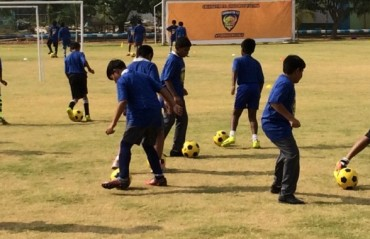 Chennaiyin FC to conduct open trials for Under-13 & Under-15 footballers