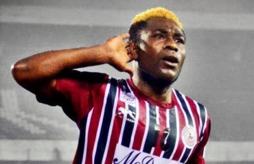 End to confusion: Sony Norde declares that he will join the Mohun Bagan squad soon