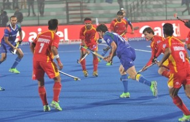Ranchi Rays rode on a brace of Ashley Jackson to defeat UP Wizards 4-2