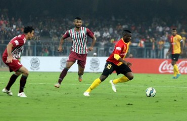 Pressure cooker climax for Kolkata Derby as Bagan salvage draw after East Bengal lead