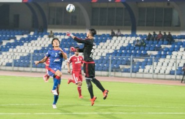 Bengaluru FC celebrate homecoming with 3-0 victory over out-of-depth Lajong