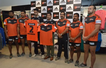 Adidas announced as performance partner of U Mumba for season 3 of PKL